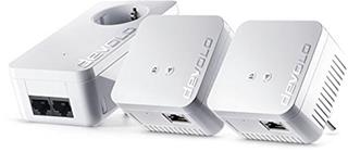 KIT Devolo dLAN 550 WiFi Equipo de red puente 802.11b/g/n