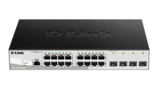 D-Link 20P GIGABIT SMART MANGED 4 SFP PORT