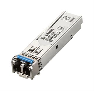 D-LINK 1-P MINI-GBIC SFP TO 1000BASELX MULTI-MODE FIBER TRANSCEIVER10KM