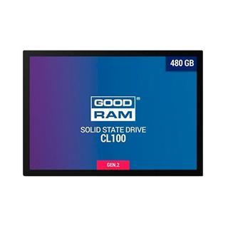 """Disco SSD Goodram  2.5""""  SSD 480GB SATA3 CL100 ..."""