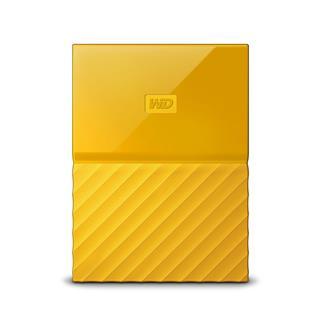 DISCO DURO EXT USB3.0 2.5  2TB WD MY PASSPORT AMARILLO