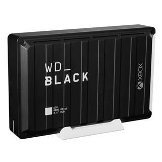 Disco duro externo Western Digital D10 12TB negro