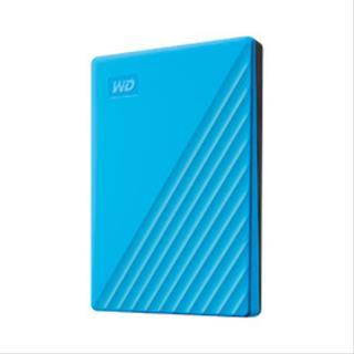 """Disco duro externo Western Digital 2TB 2.5"""" azul"""