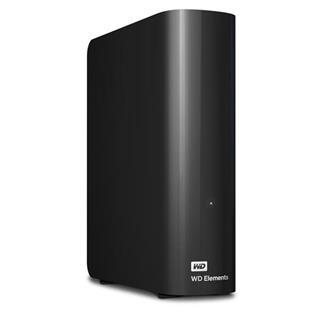 Disco Duro Externo de sobremesa Western Digital WD Elements 4TB