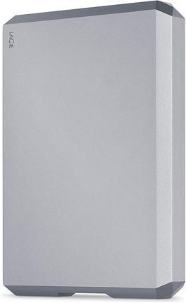 Disco duro externo LaCie Mobile Drive 4TB USB-C