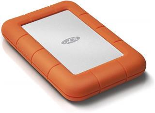 "Disco duro externo Lacie Rugged 1TB 2.5"" USB 3.0"