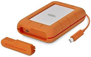 Disco duro externo LaCie Rugged 2TB Thunderbolt USB-C