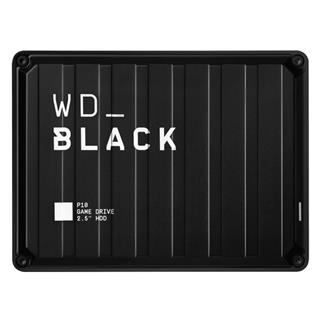 DISCO DURO EXTERNO P10 GAME DRIVE 5TB NEGRO WESTERN DIGITAL
