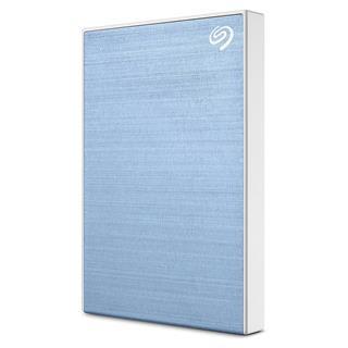 Disco duro externo Seagate Backup Plus Slim 1TB USB 3.0/2.0 azul
