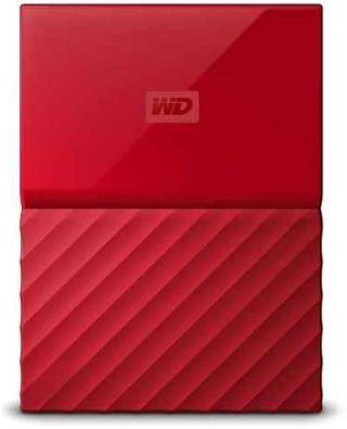 "Disco duro externo WD My Passport 2TB 2.5"" USB3.0 ..."