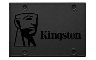SSD 2.5' 240GB KINGSTON A400 SATA3 R500/W350 MB/s