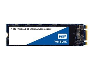 Disco duro interno WD 3D NAND SSD Blue 1TB M.2 SATA