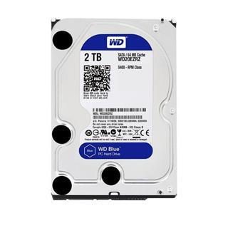 "HD 3.5"" WESTERN DIGITAL 2TB BLUE SATA3 64MB"