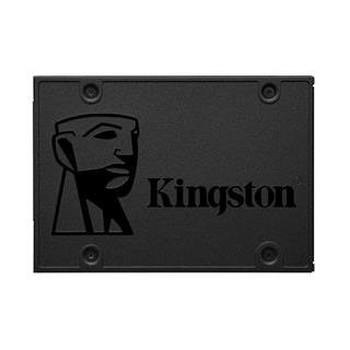 SSD 2.5' 480GB KINGSTON A400 SATA3 R500/W450 MB/s