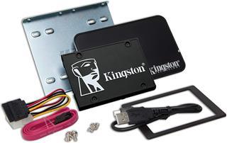 """SSD 2.5"""" 510GB KINGSTON 512G KC600 SATA3 KIT ..."""