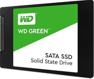 """SSD 2.5"""" 120GB WD GREEN 7MM R540/W430 MB/s"""