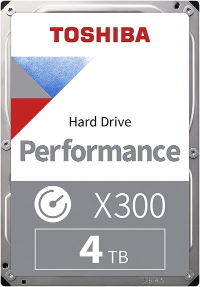 Disco duro Toshiba Dynabook X300 SATA 4TB Bulk
