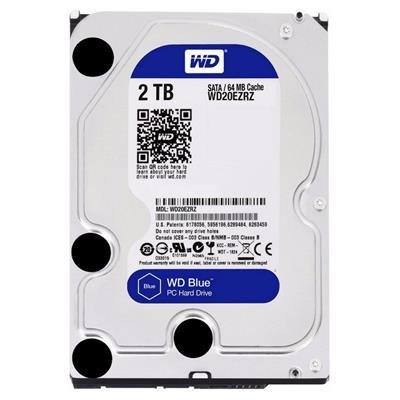 """Disco duro WD Blue WD20EZRZ 2TB 3.5"""" SATA 3 ..."""