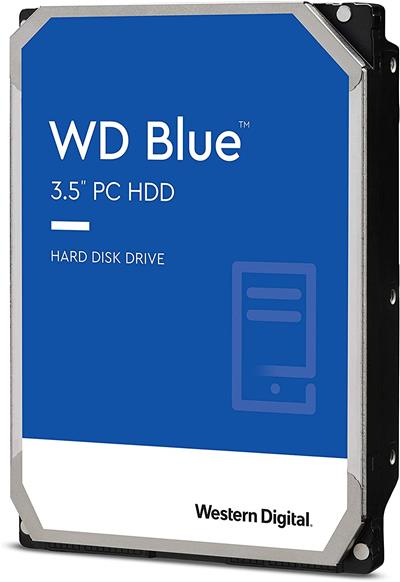 "Disco duro WD WD40EZAZ 4TB BLUE 256MB 3.5"" SATA ..."
