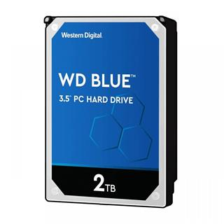 Disco Duro Western Digital HD 2TB WD20EZAZ BLUE ...