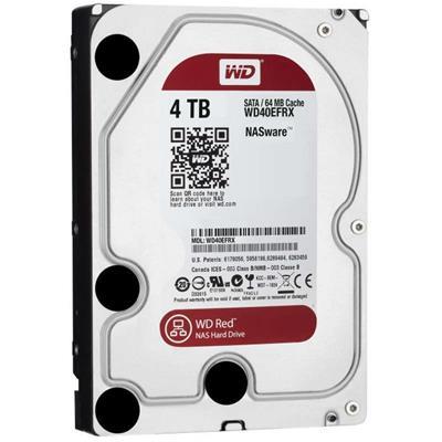Disco duro Western Digital NAS Red 4TB SATA3 ...