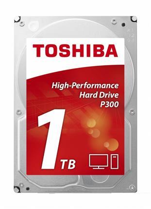 Disco HHD TOSHIBA BULK  P300 HIGH-PERFORMANCE 1TB
