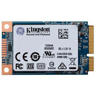 Disco Kingston 120G SSDNOW UV500 mSATA