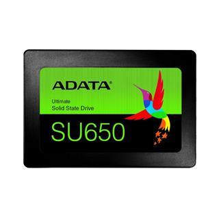 """Disco SSD Adata SU650 240GB 2.5"""" SATA3 3D NAND"""