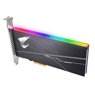 Disco SSD Aorus RGB AIC NVMe 512GB