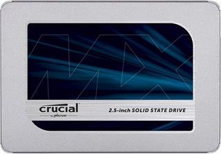 """Disco SSD Crucial MX500 2TB SATA 2.5"""""""