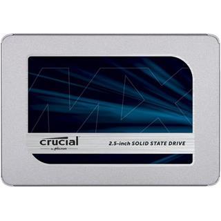 "Disco SSD Crucial MX500 500GB 2.5"" SATA"