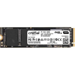 Disco SSD CRUCIAL TECHNOLOGY CRUCIAL P1 500GB 3D NAND