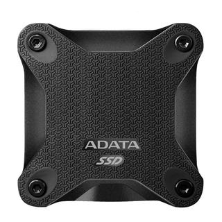 "Disco SSD externo Adata SD600Q 960GB 2.5"" USB 3.1 negro"