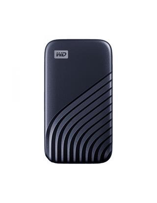 Disco SSD externo Sandisk My Passport 1TB azul ...