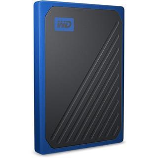 Disco SSD SanDisk My Passport Go 1TB azul/negro