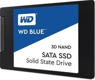 """SSD 2.5"""" 250GB WD BLUE SATA3 3D NAND R560/W530 MB/s"""