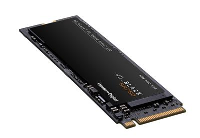 SSD WD BLACK SN750 1TB NVME M2 CON DISIPADOR