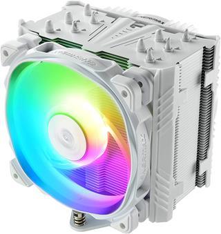 Disipador Enermax ETS-T50-AXE ARGB 120mm blanco