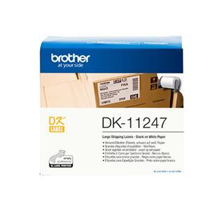 Brother Adress label 180pc/roll 103.6x164mm f QL
