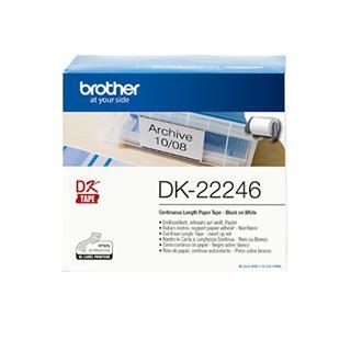 Brother Ruban DK tapes 103.6 x30.48 m f QL