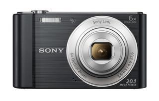 Cámara Sony Dscw810b/Compact Cam W/6X Optica ...