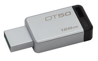 PEN DRIVE KINGSTON 128GB USB3.0 DATATRAVELER ·