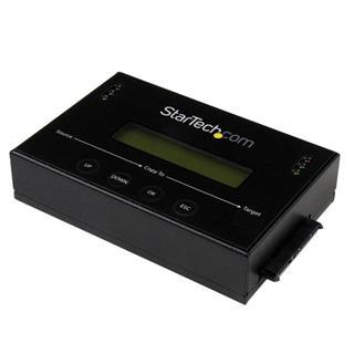 Duplicador Clonador Autónomo Externo de Discos Duros HDD SATA de