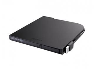 BUFFALO TECHNOLOGY 8X ULTRA-SLIM USB2.0 PORTABLE  DVD WRITER M-D