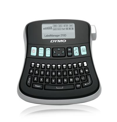 Impresora de etiquetas Dymo Labelmanager 210D KIT ...