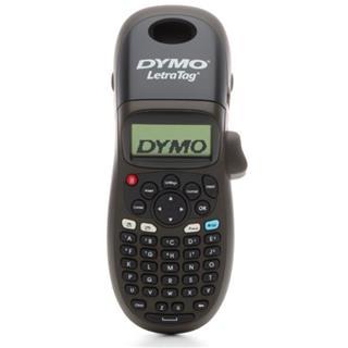 DYMO LETRATAG LT100-H ABC NEGRO