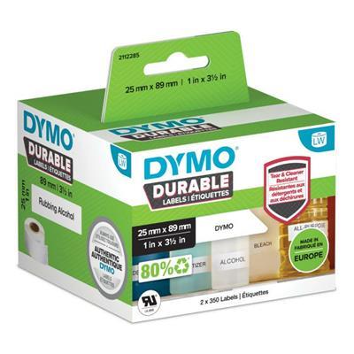 Dymo LW DURABLE 1  X 3-1/2  25MMX89MM