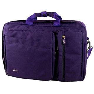 E-VITTA VERSATILE LAPTOP BAG 16  PURPLE·