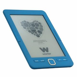 """Ebook Woxter Scriba 195 6"""" 4GB Azul lectore de ..."""