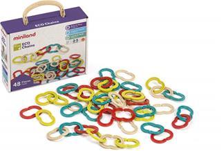 Juego Miniland Eco Chains